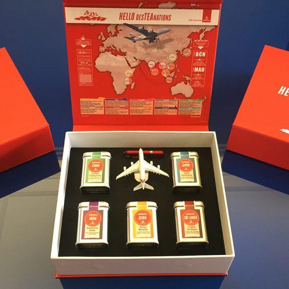 DeaTEAnations box emirates