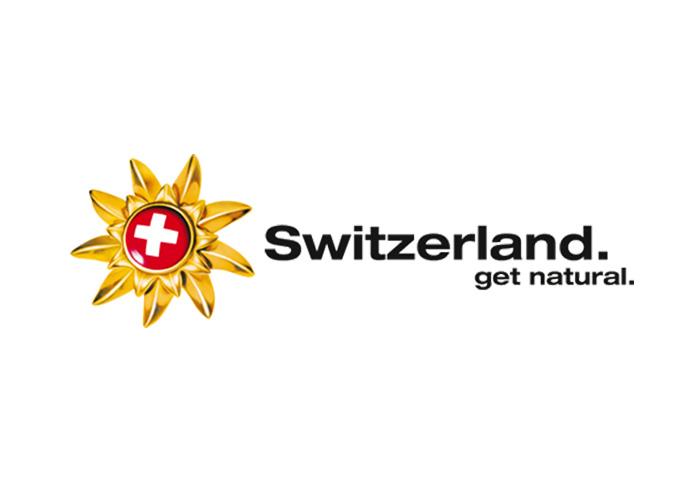 Logo suiza turismo